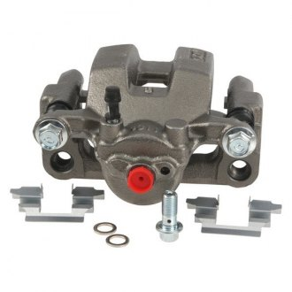 World Brake® - Remanufactured Premium Semi-Loaded Rear Brake Caliper