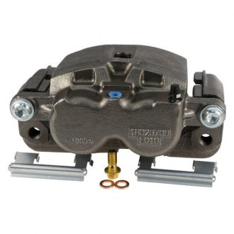 World Brake® - Remanufactured Premium Semi-Loaded Rear Passenger Side Brake Caliper