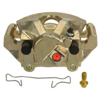 World Brake® - Remanufactured OptiSelect Semi-Loaded Front Passenger Side Brake Caliper