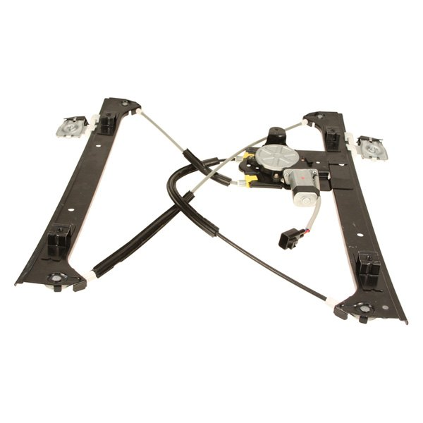 World Source One® - Front Driver Side Power Window Regulator and Motor Assembly