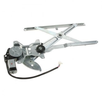 World Source One® - Front Driver Side Power Window Regulator with Motor