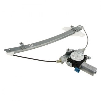 World Source One® - Front Passenger Side Power Window Regulator with Motor