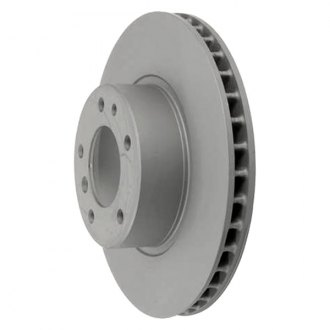 Zimmermann® - Coat-Z Front Brake Rotor