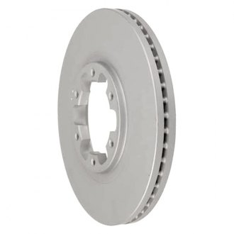 Zimmermann® - Coat-Z Vented Front Brake Rotor
