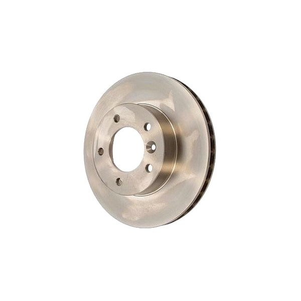 Zimmermann® - Standard Plain 1-Piece Front Brake Rotor
