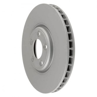 Zimmermann® - Coat-Z Plain Vented 1-Piece Front Brake Rotor