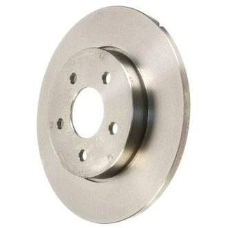 Zimmermann® - Rear Brake Rotor
