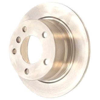 Zimmermann® - Standard Solid Rear Plain Brake Rotor