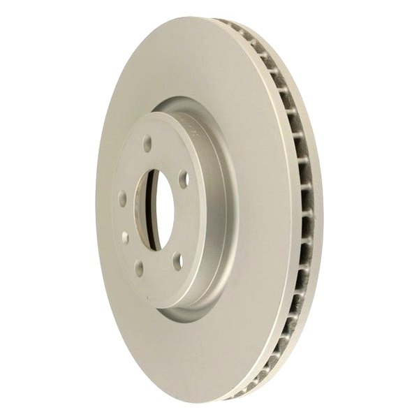 Zimmermann® - Coat-Z Plain 1-Piece Front Brake Rotor