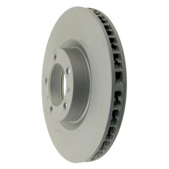 Zimmermann® - Coat-Z Vented Brake Rotor