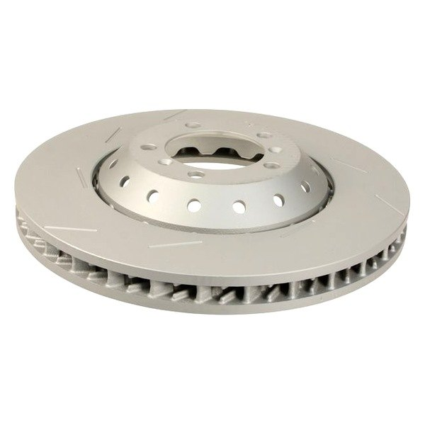 Zimmermann® - Formula Z Slotted 2-Piece Front Brake Rotor