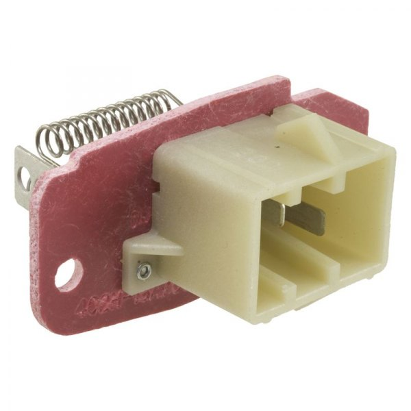 HVAC Blower Motor Resistor Front Standard RU-445