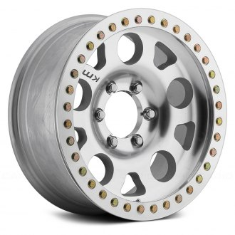 XD SERIES® - XD222 ENDURO BEADLOCK Silver with Machined Face