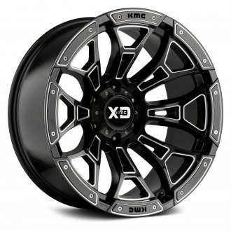 XD SERIES® - XD841 BONEYARD Gloss Black with Milled Accents