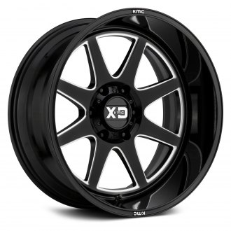 XD SERIES® - XD844 Gloss Black Milled