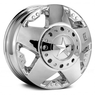 XD SERIES - ROCKSTAR DUALLY Chrome - Front