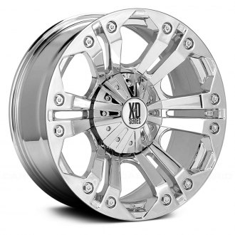 XD SERIES® - MONSTER Chrome