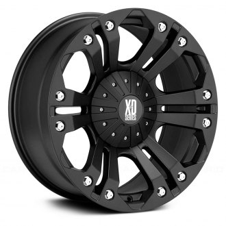 XD SERIES® - MONSTER Matte Black