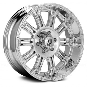 XD SERIES® - HOSS Chrome