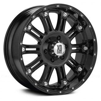 XD SERIES® - HOSS Gloss Black
