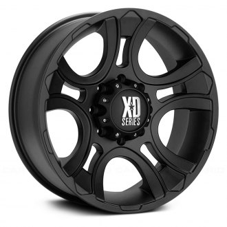 XD SERIES® - CRANK Matte Black