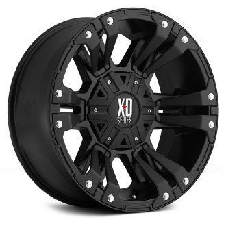 XD SERIES® - MONSTER 2 Satin Black