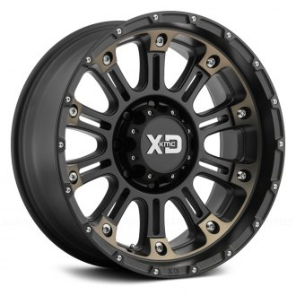 XD SERIES® - XD829 Satin Black Machined with Dark Tint