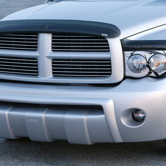 Xenon® - Cobra Style Front Bumper Cover with Round Light Openings (Unpainted)
