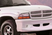 Xenon® - Front Bumper Cover with Round Openings