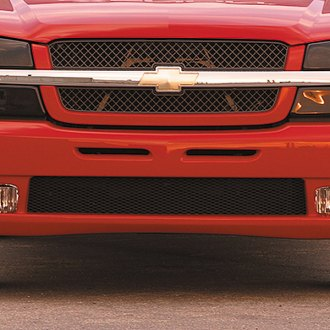 Xenon® - Front Bumper Cover with Openings for Stock Driving Lights