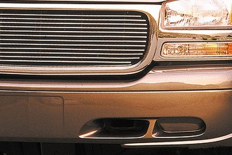 Xenon® - Mild Style Front Air Dam with Fog Light Openings