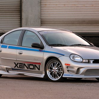 Xenon® - Custom Style Body Kit (Unpainted)