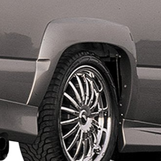 "Xenon® - Street Style 1.3"" Wide Fender Flare Kit"