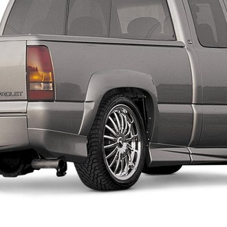 Image may not reflect your exact vehicle! Xenon® - Mild Style Rear Passenger Side Fender Flare