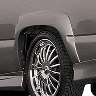 Image may not reflect your exact vehicle! Xenon® - Mild Style Rear Driver Side Fender Flare