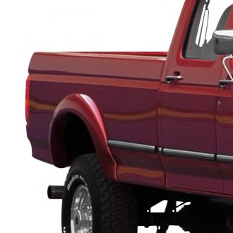Xenon® - 2 Wide Rear Driver Side Fender Flare