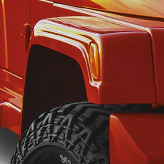 Xenon® - 6 Wide Traditional Style Front Driver Side Fender Flare