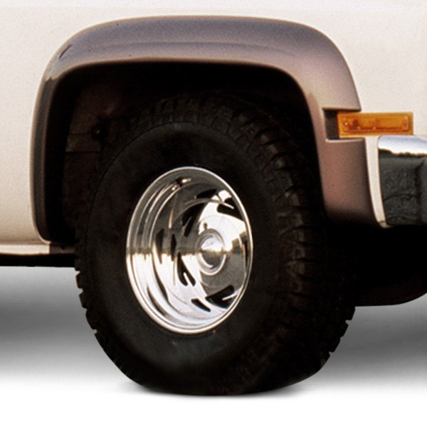 "Image may not reflect your exact vehicle! Xenon® - 2.8"" Wide Front Passenger Side Fender Flare"
