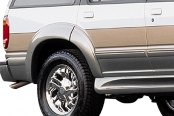 "Xenon® - 2"" Wide Front Driver Side Fender Flare"
