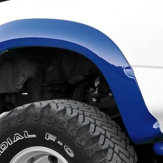 "Xenon® - Wide Style 1.3"" Front Passenger Side Fender Flare"
