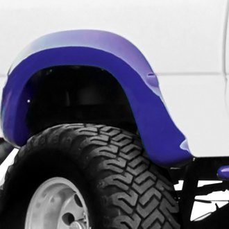 "Xenon® - Wide Style 1.3"" Rear Driver Side Fender Flare"