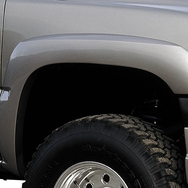 "Image may not reflect your exact vehicle! Xenon® - 1.3"" Wide Front Passenger Side Fender Flare"