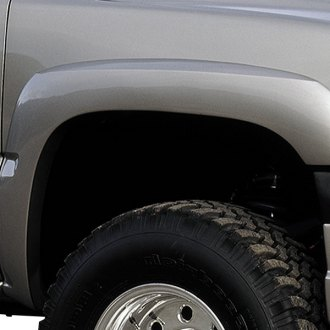 Image may not reflect your exact vehicle! Xenon® - 1.3 Wide Front Driver Side Fender Flare