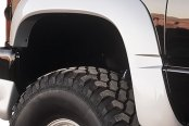 "Xenon® - 3"" Wide Front Driver Side Fender Flare"