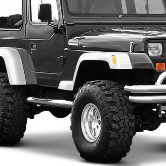 "Xenon® - 6"" Wide Fender Flare Kit"