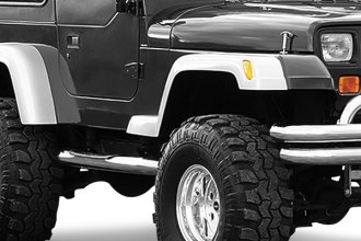 "Xenon® - TJ Style 6"" Wide Fender Flare Kit"