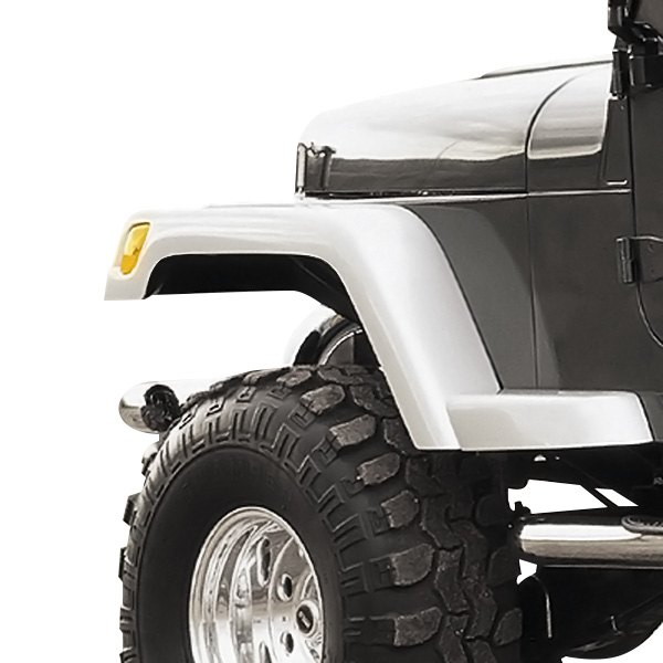 Xenon® - Wide Style Front Passenger Side Fender Flare