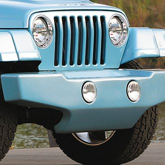 Xenon® - Front Bumper Cover with Round Light Openings