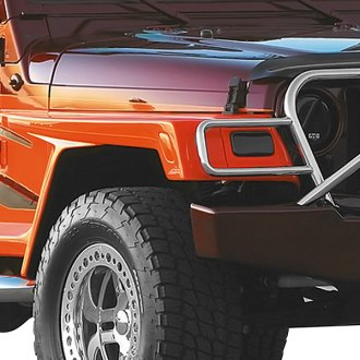 Xenon® - Wide Style Fender Flares Kit