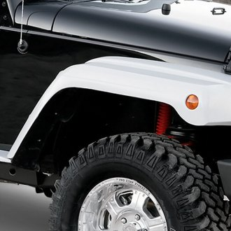 Xenon® - 1.6 Wide Step Down Style Front Passenger Side Fender Flare